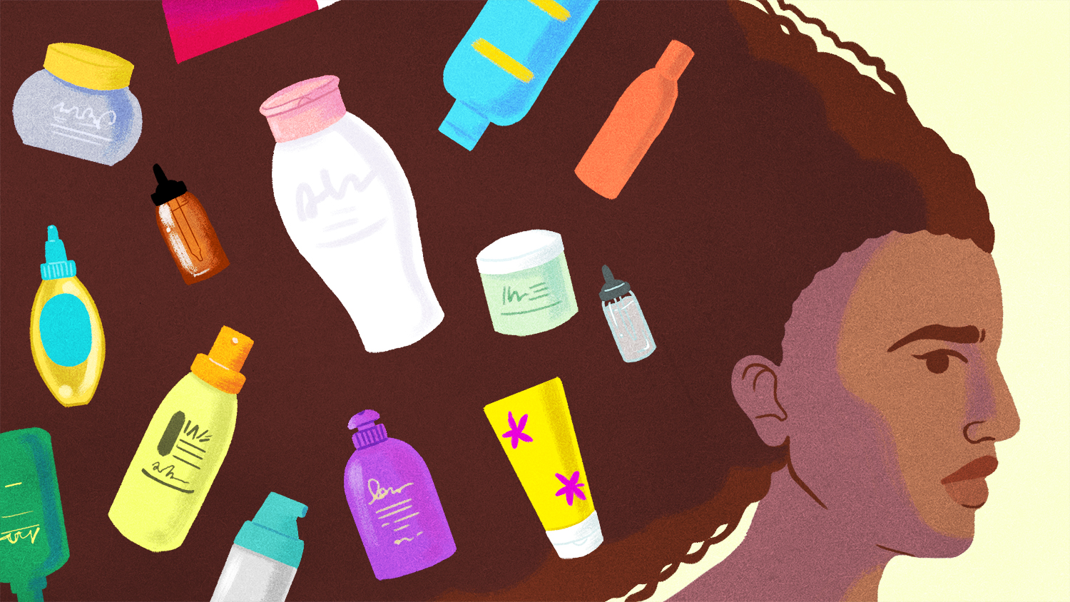For Black Women The Quest For Sustainable Hair Products Can Be Far From Easy Grist