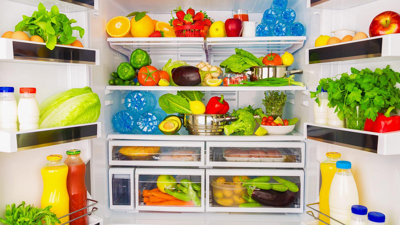 This communal fridge is pretty damn amazing | Grist