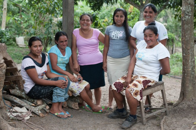 Women of Las Hermanas