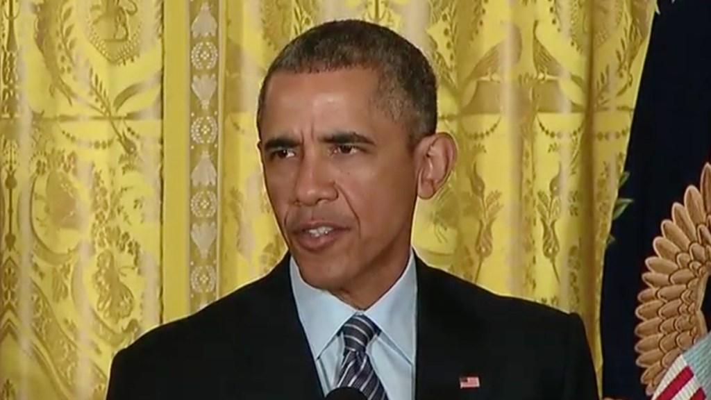 President Obama Speaks on the Clean Power Plan