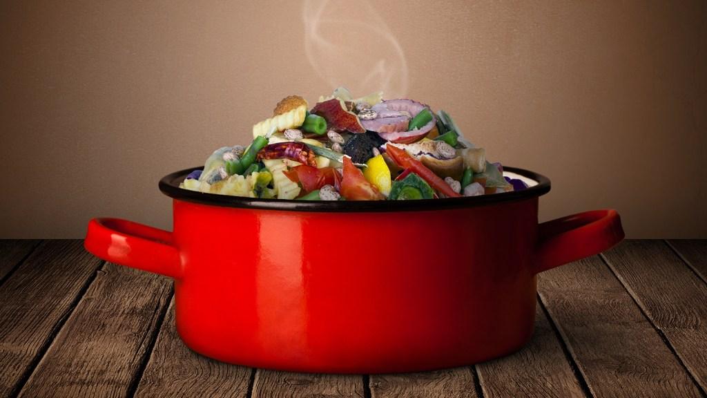 Food waste stew