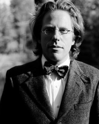 Jonathon Keats, creator of Pangaea Optima.