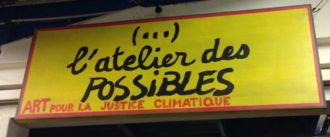 sign: L'atelier de possibles