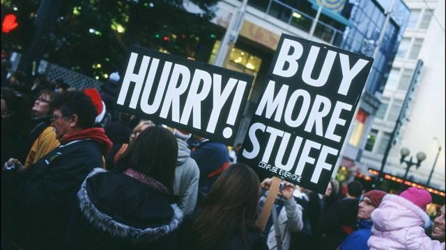 Buy More Stuff Black Friday