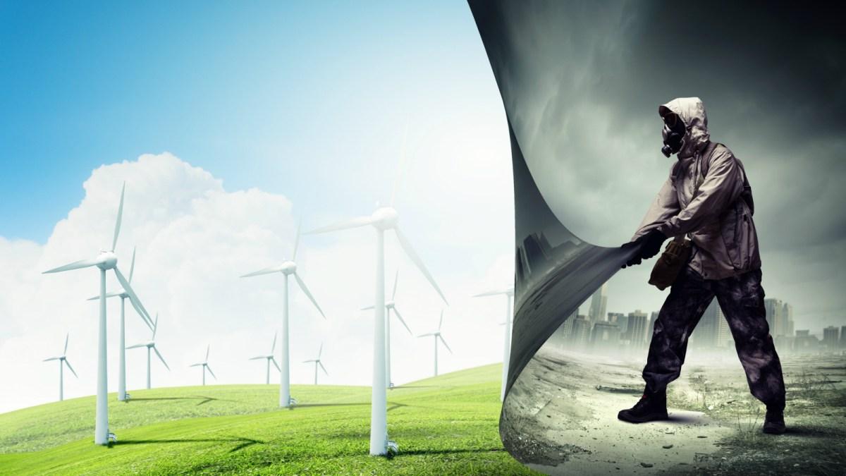 clean energy vs. dirty energy