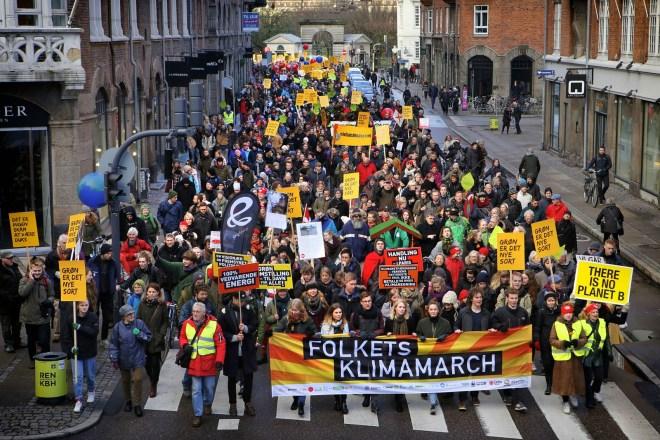 Copenhagen march
