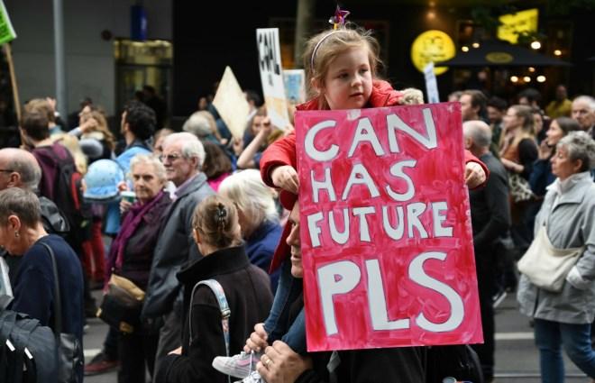 Melbourne activists
