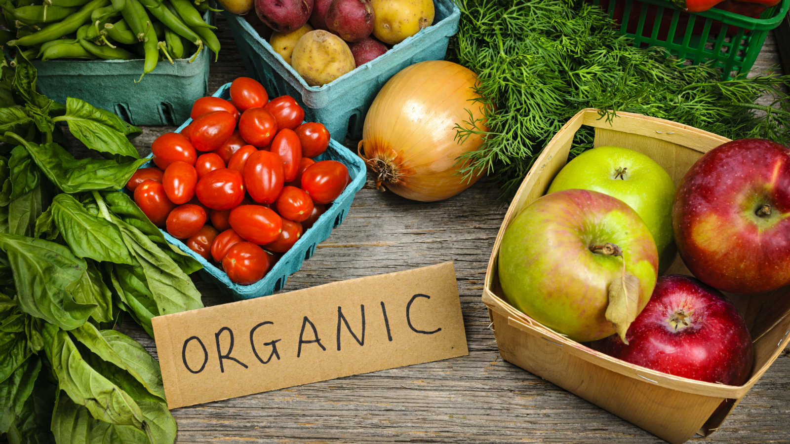 What does organic food actually mean? | Grist