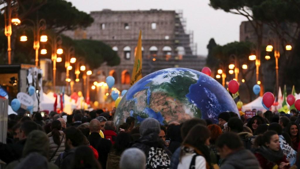 Rome march
