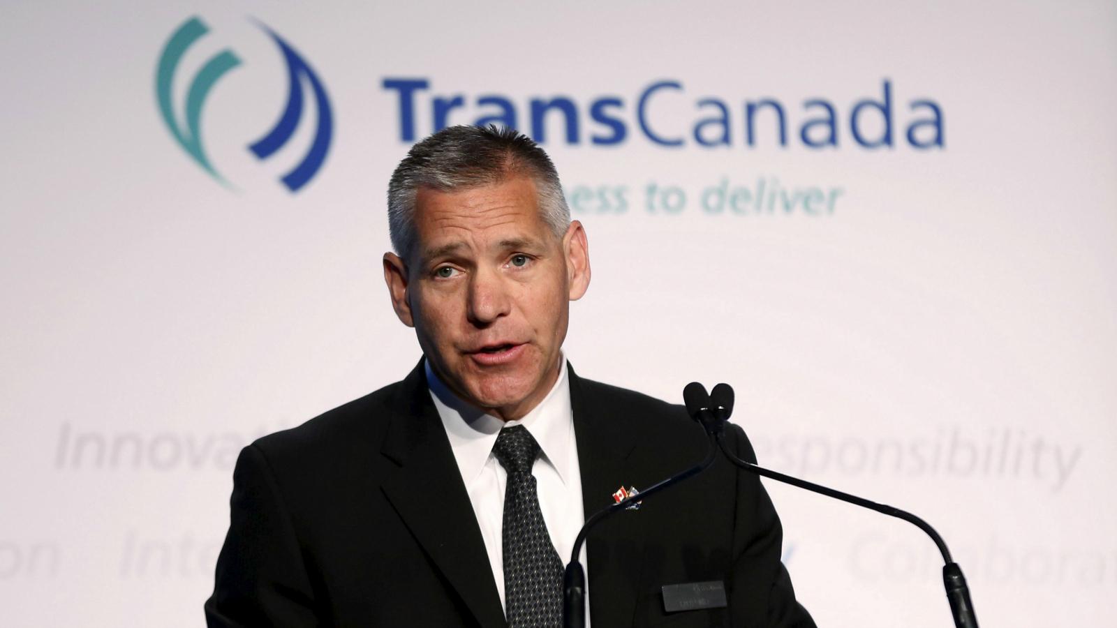 TransCanada CEO Russ Girling