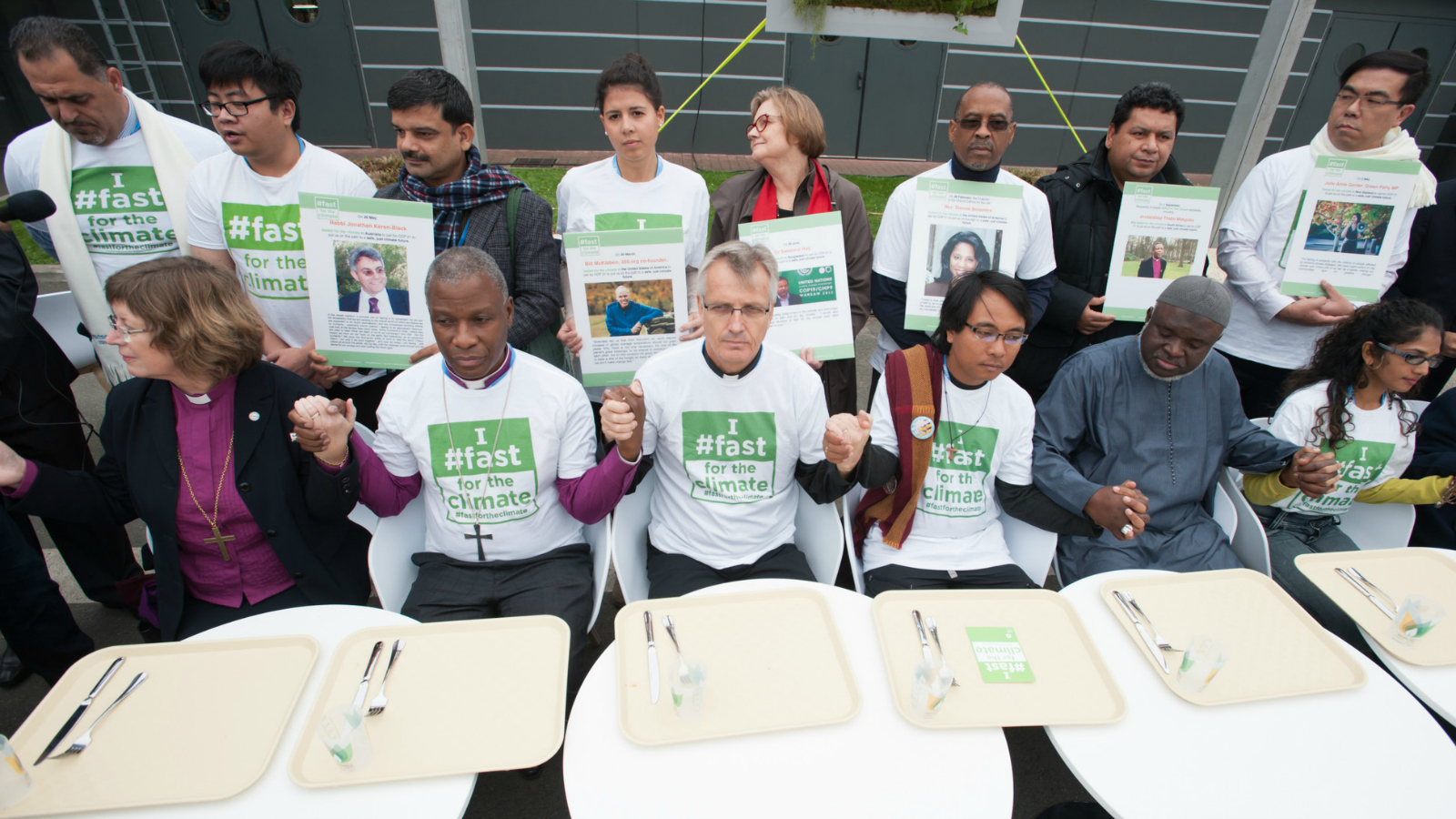 fasting activists