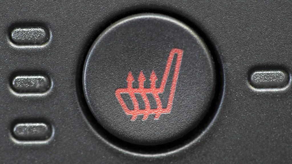 Heated car seats