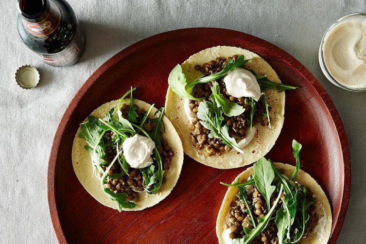 lentil tacos 1