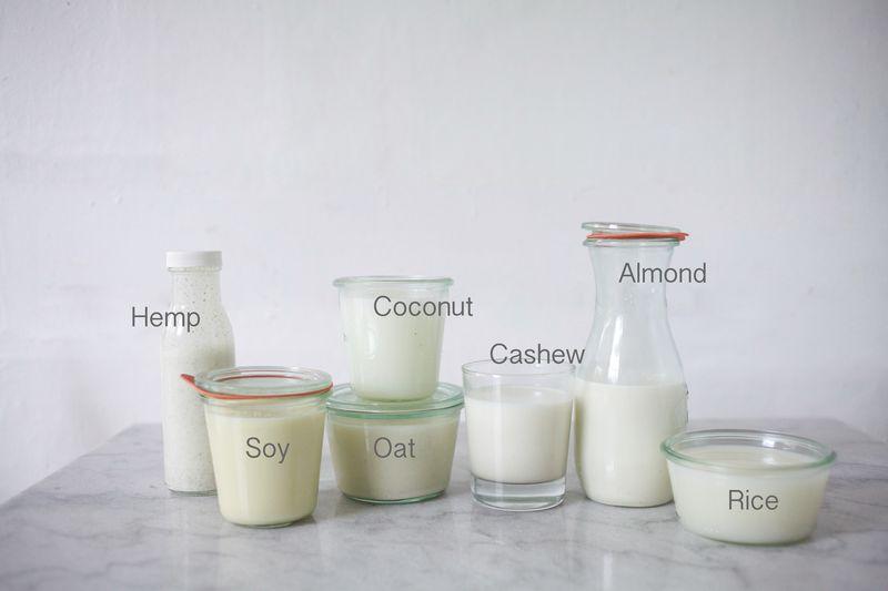 milks with names