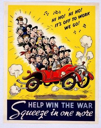 dr seuss conservation car propaganda