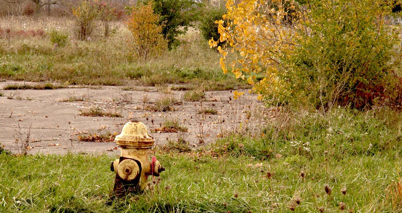 fire hydrant - Niagara Falls, NY Oct. 2012