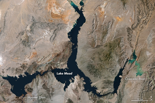 Lake Mead 1984