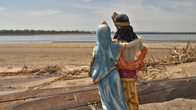 Jamaica Bay Hindu devotionals