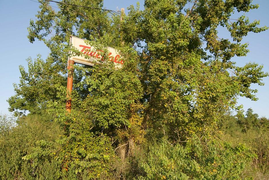 Yscloskey Highway, Saint Bernard, Louisiana.