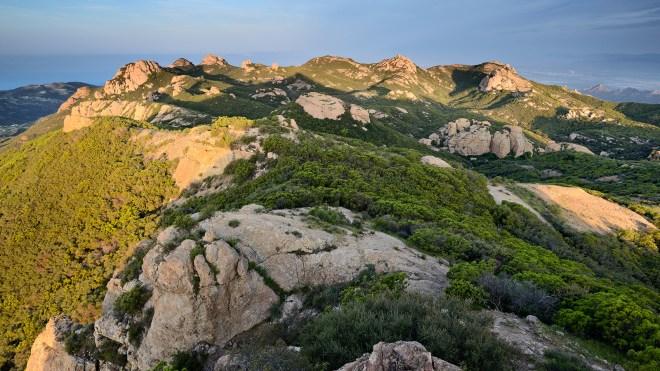 Santa Monica Mountains National Recreation Area, Los Angeles
