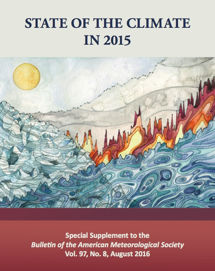 State of climate cover