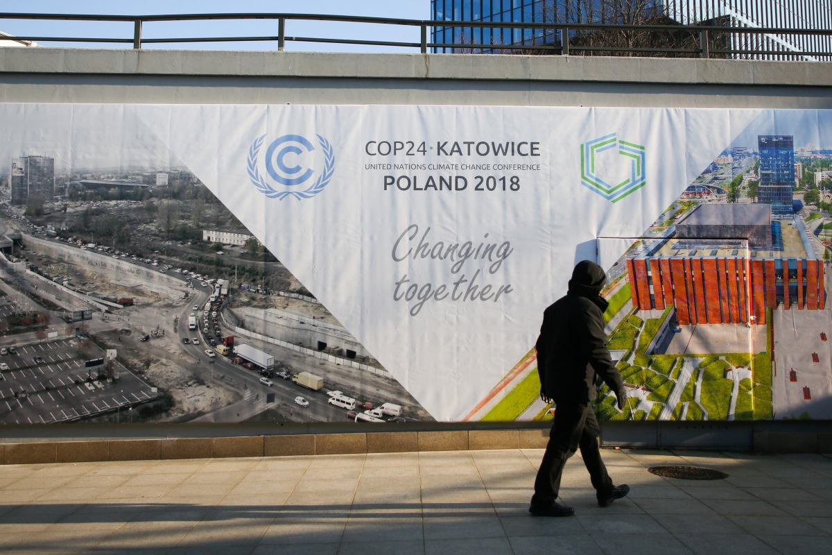 The city of Katowice is ready for COP24, the 24th Conference of the Parties to the United Nations Framework Convention on Climate Change.