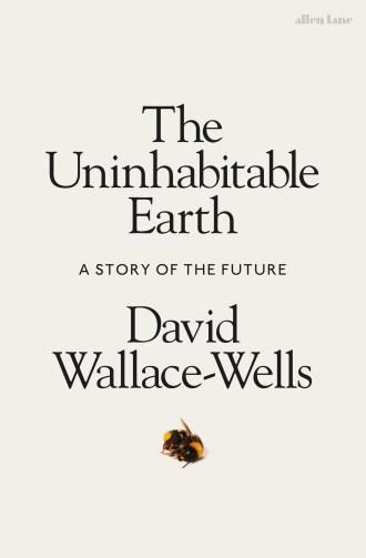 The Uninhabitable Earth book cover