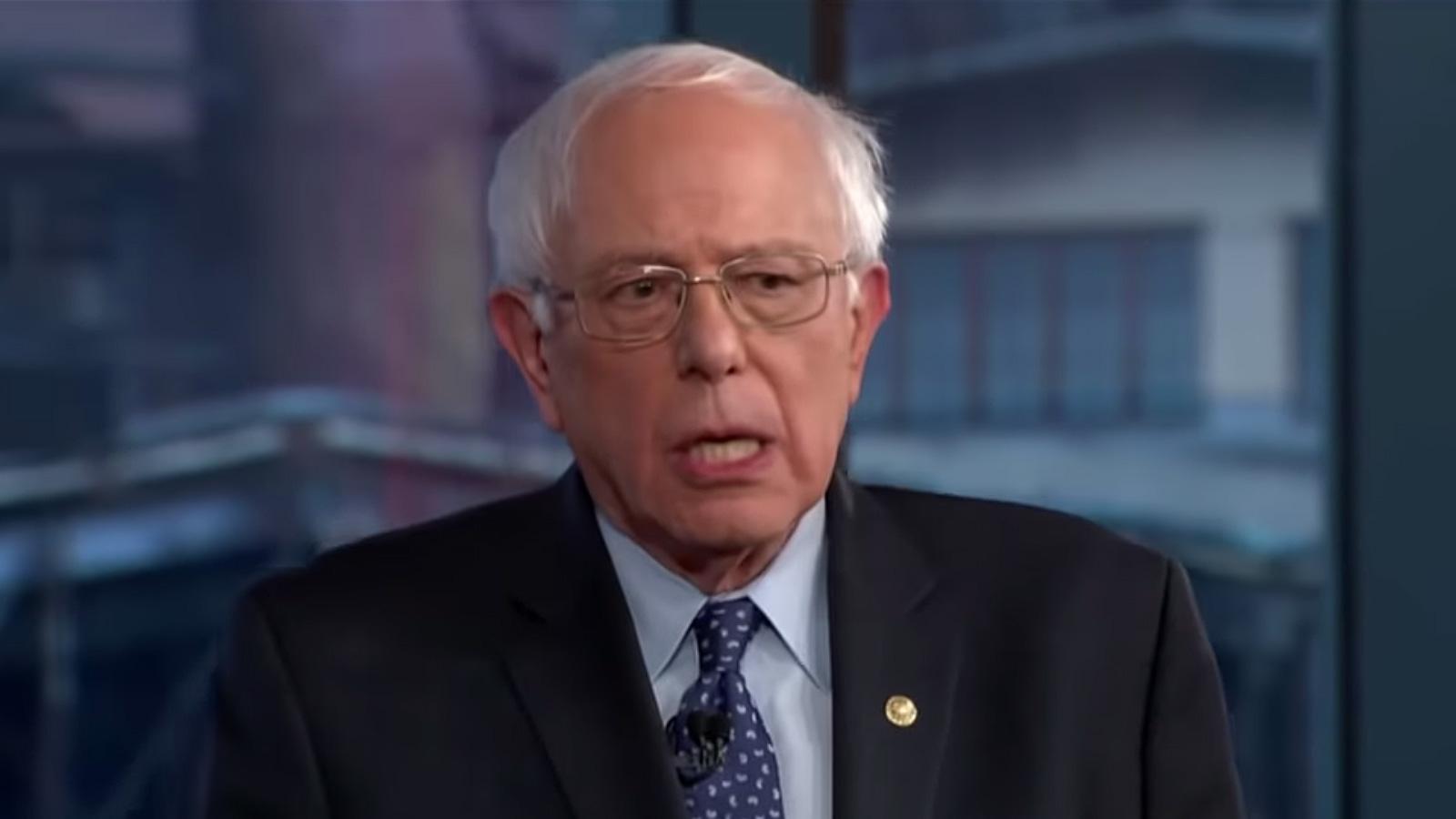 Bernie Sanders on Fox