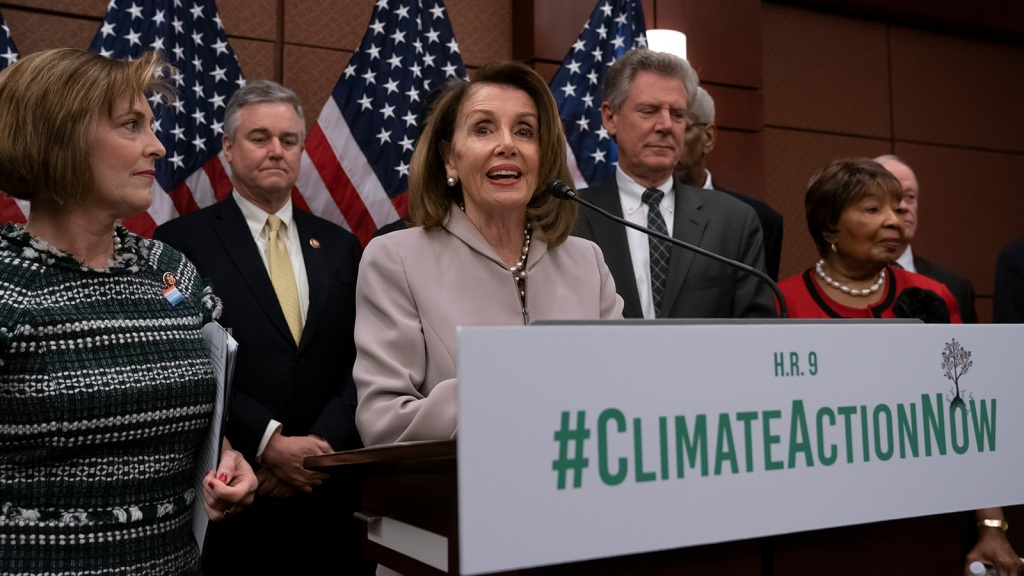 Climate Action Now Act
