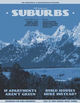 Visit tomorrow's suburbs