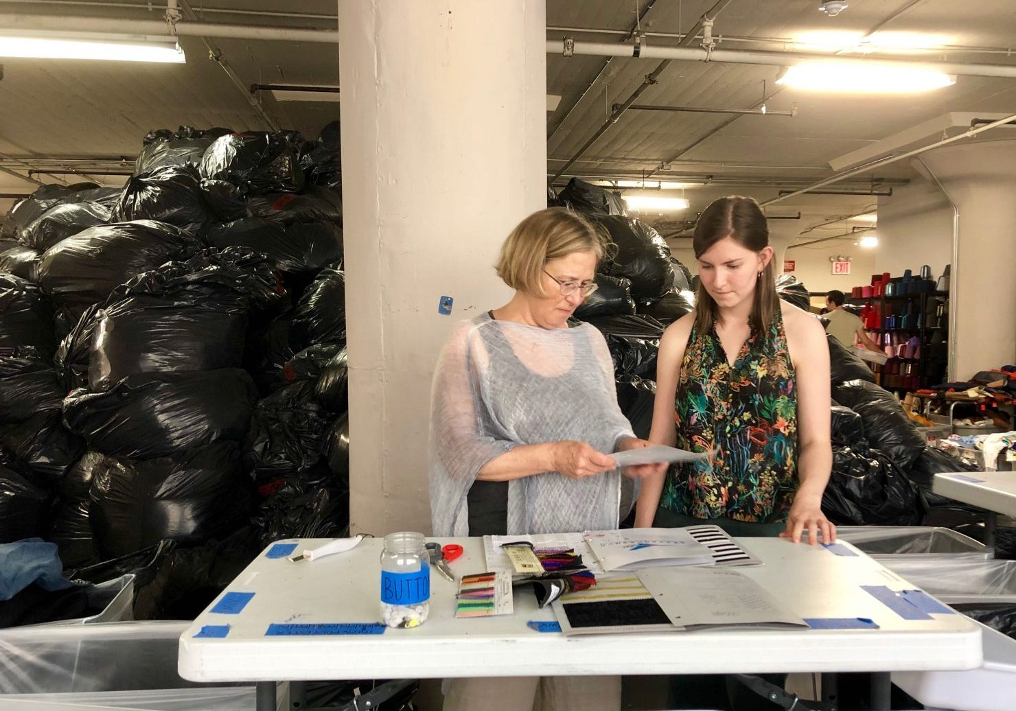 A Scrappy Solution To The Fashion Industry S Giant Waste Problem Grist