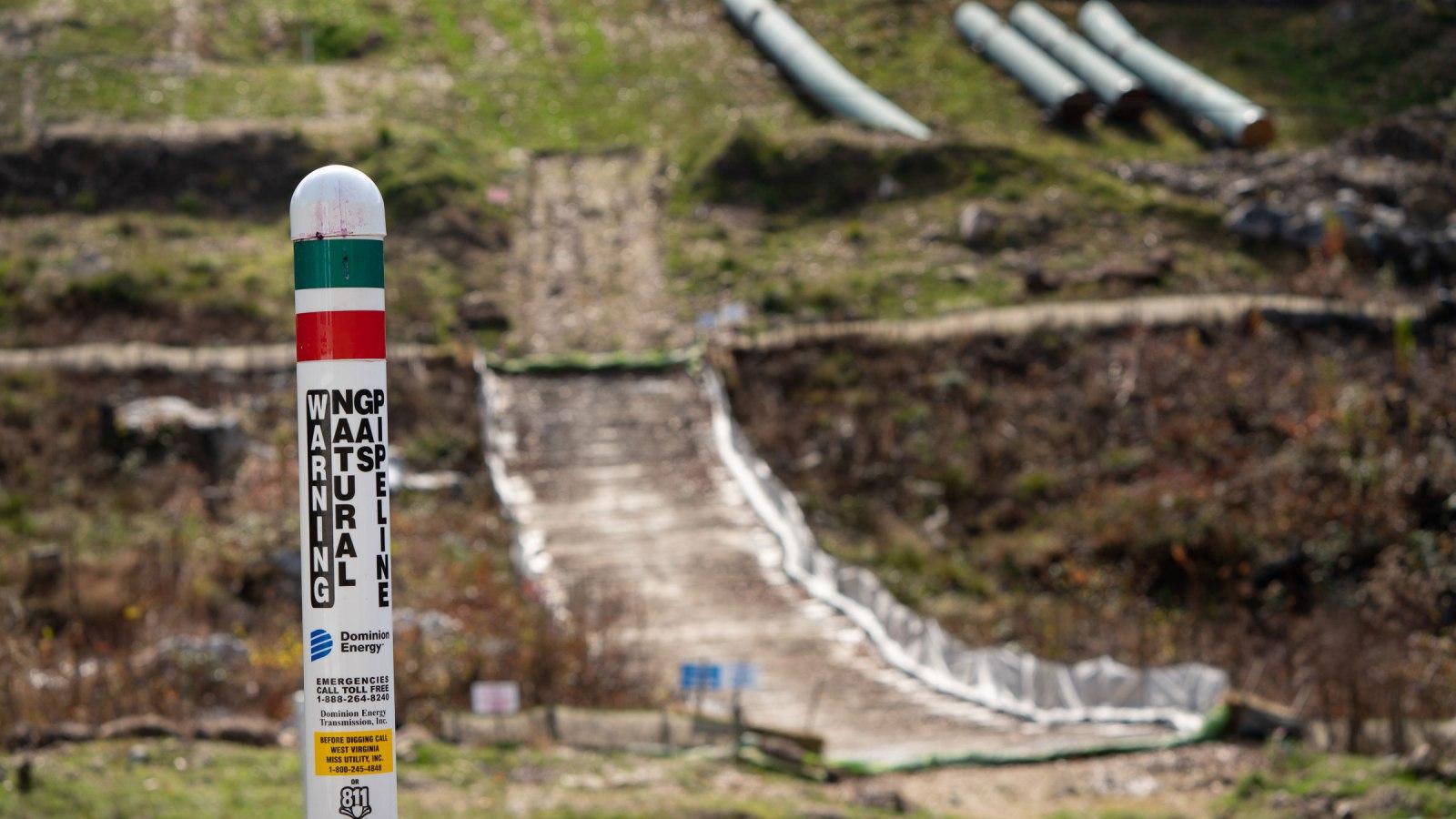 Dominion pipeline
