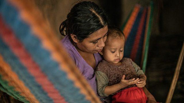 Guatemala displacement