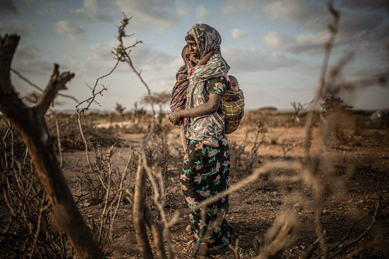 Ethiopia displacement