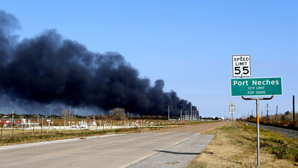 A chemical plant exploded in this Texas town. Some residents want to 'show grace.'