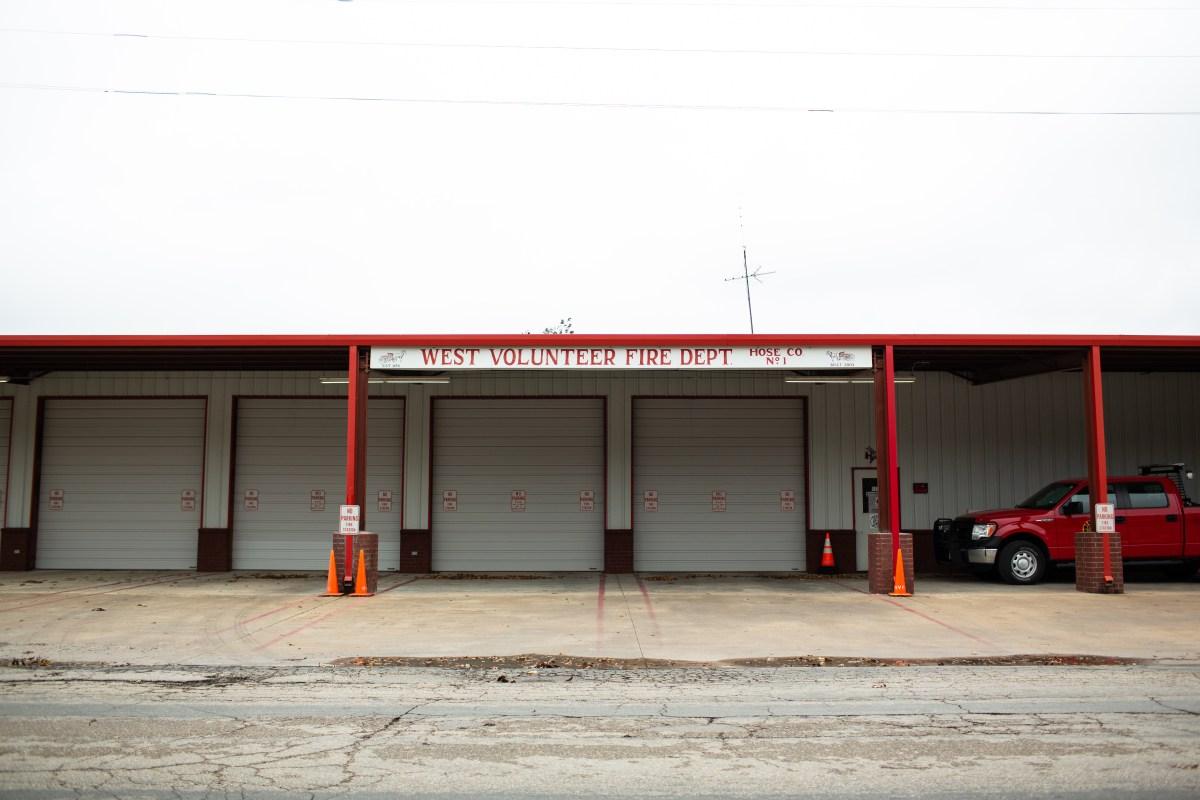 West volunteer fire department