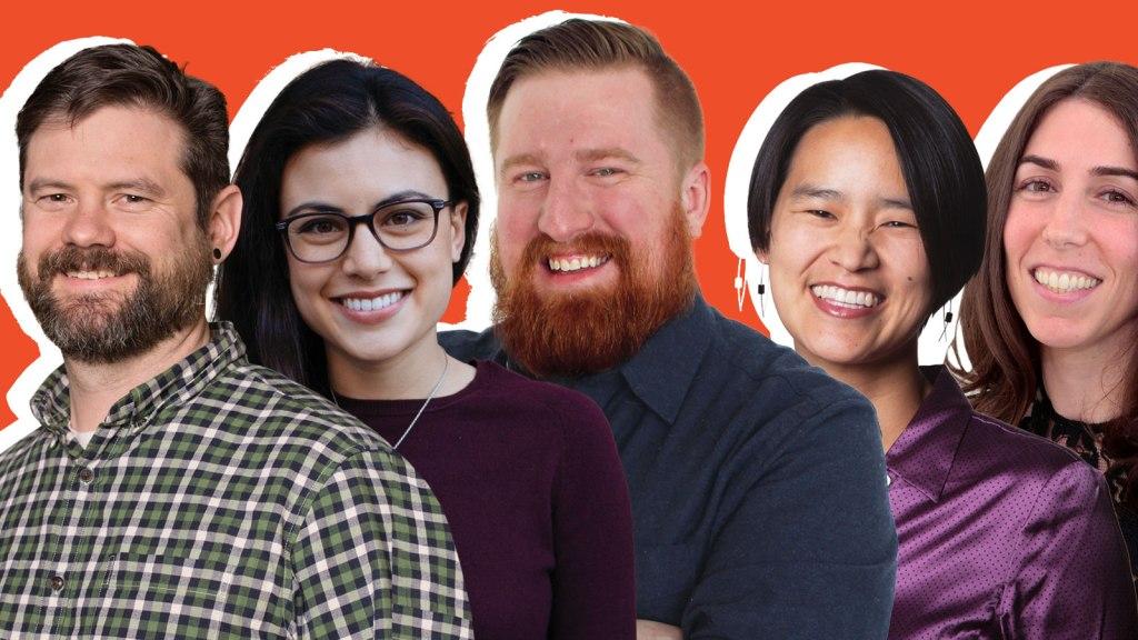 Nathan Proctor, Tara Pham, Audrey Lee, Tony Bova, Stephanie Benedetto
