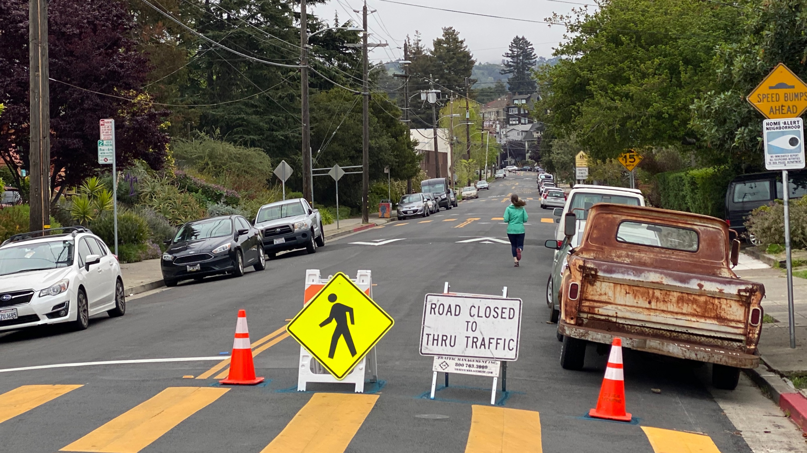 Oakland Slow Streets