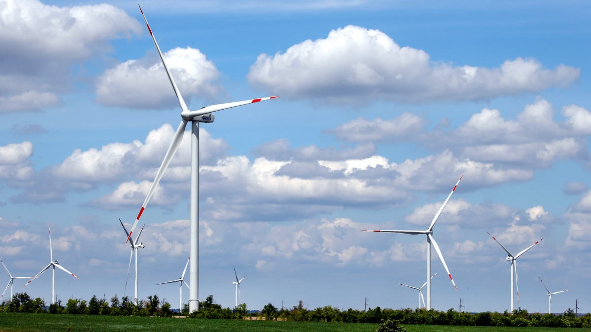 How renewable energy could emerge on top after the pandemic