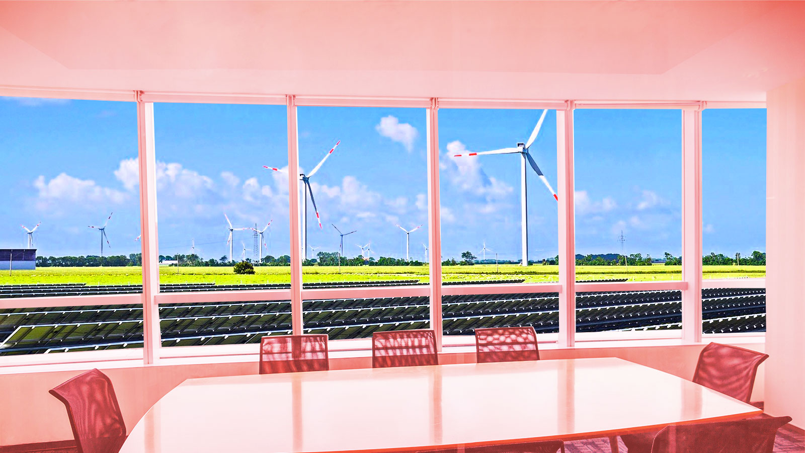 Emitters in the Boardroom, Renewables Outside