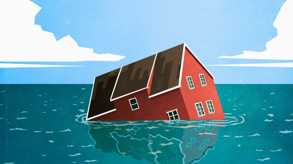 On top of everything, hurricane season is here and most Americans don't have flood insurance   Grist