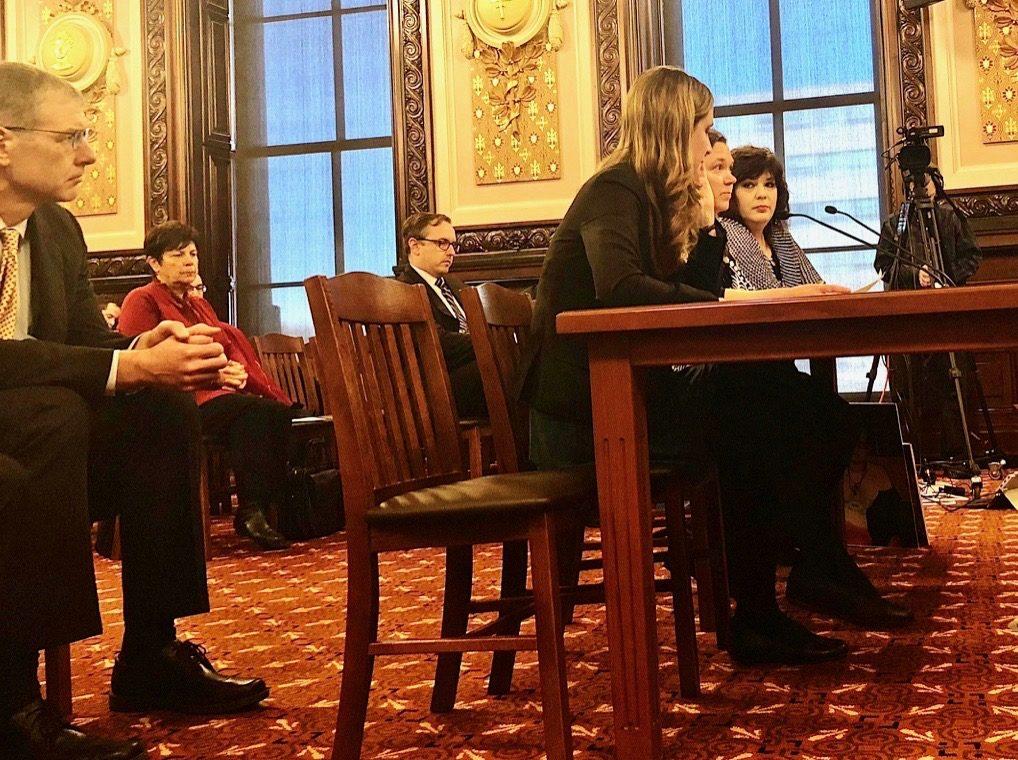 jeanne hochhalter illinois legislature