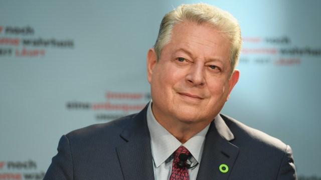Al Gore at at inconvenient sequel