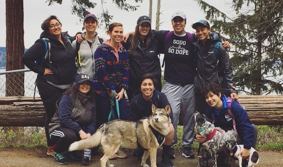 QPOC Hikers