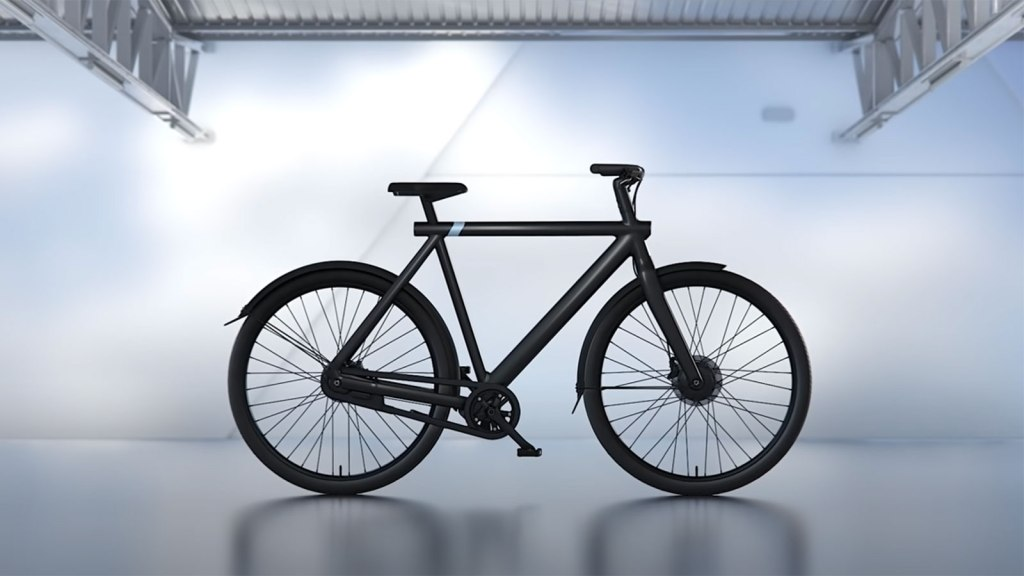 Vanmoof electric bike