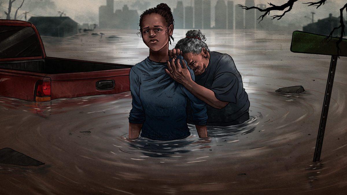 houston-hurricane-harvey-stress