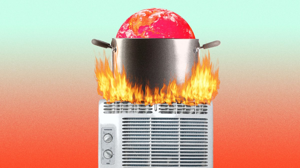 How Air Conditioning Could Keep Everyone Cool Without Cooking The Planet Grist