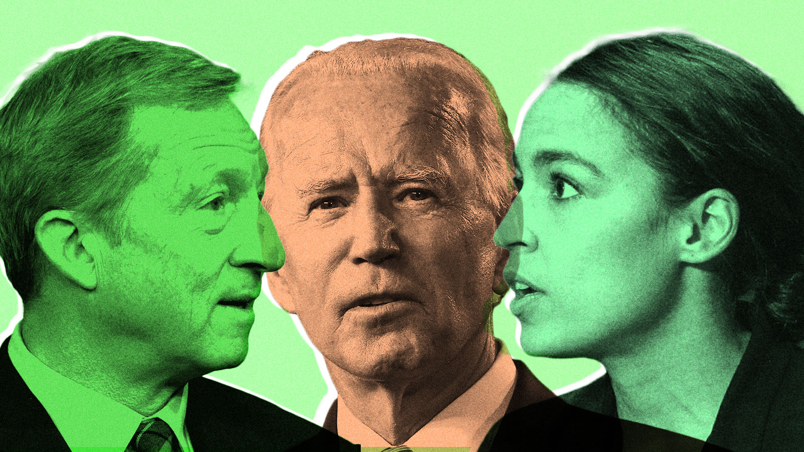 Who's advising Joe Biden on climate? His former rivals.