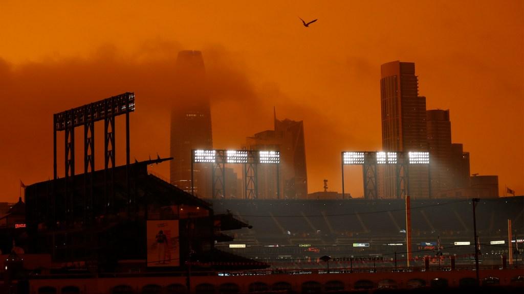 SF Smoky Skies