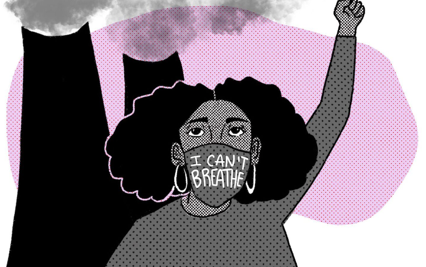 Illustration: What does the fossil fuel industry have to do with police brutality? thumbnail